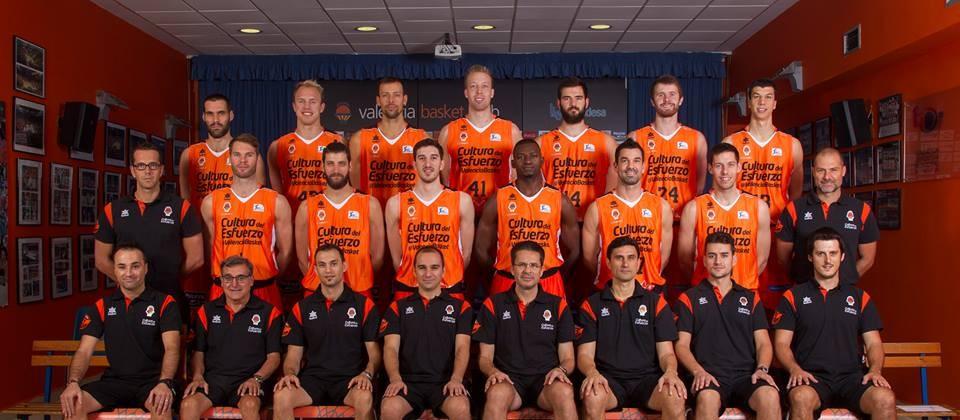 Valencia Basquet 2015-16
