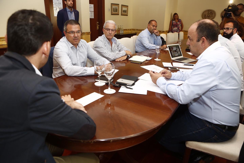 Imagen de la reunión Gran Canaria-Canarias
