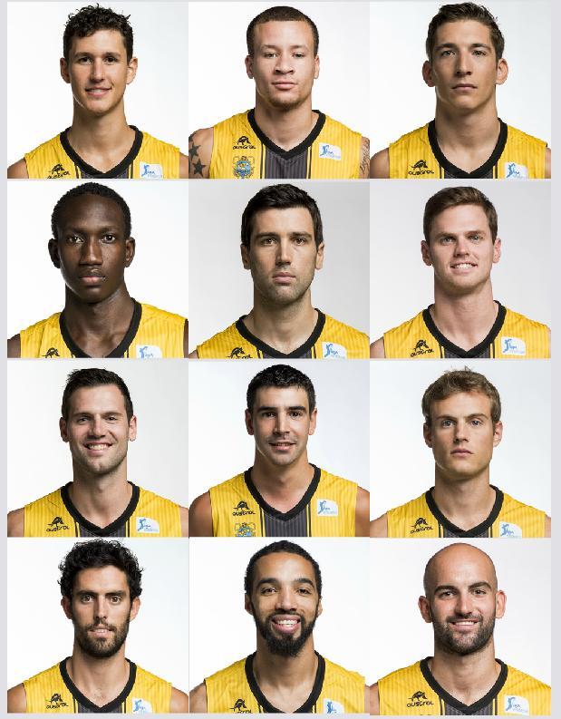 Doce caras, doce nombres en busca de un mismo objetivo