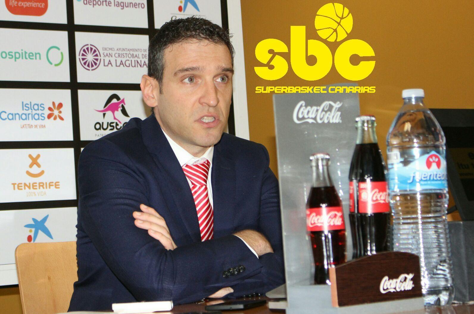 bon Navarro, entrenador del Manresa