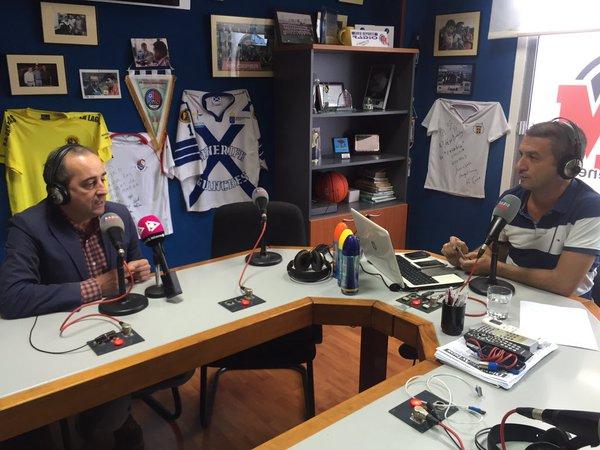 Txus Vidorreta entrevistado por José Luis Román