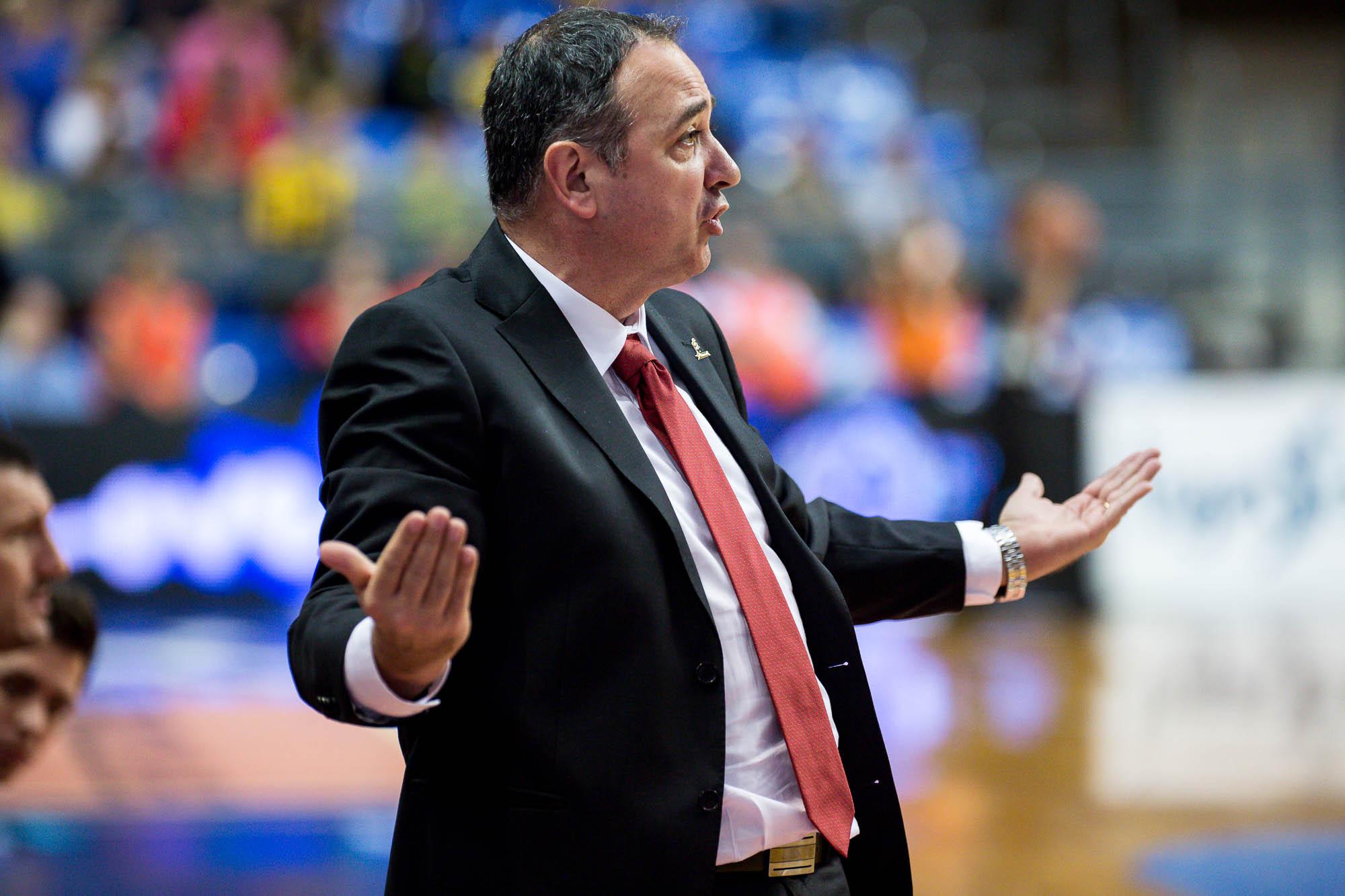 Casadevall, entrenador del Zaragoza