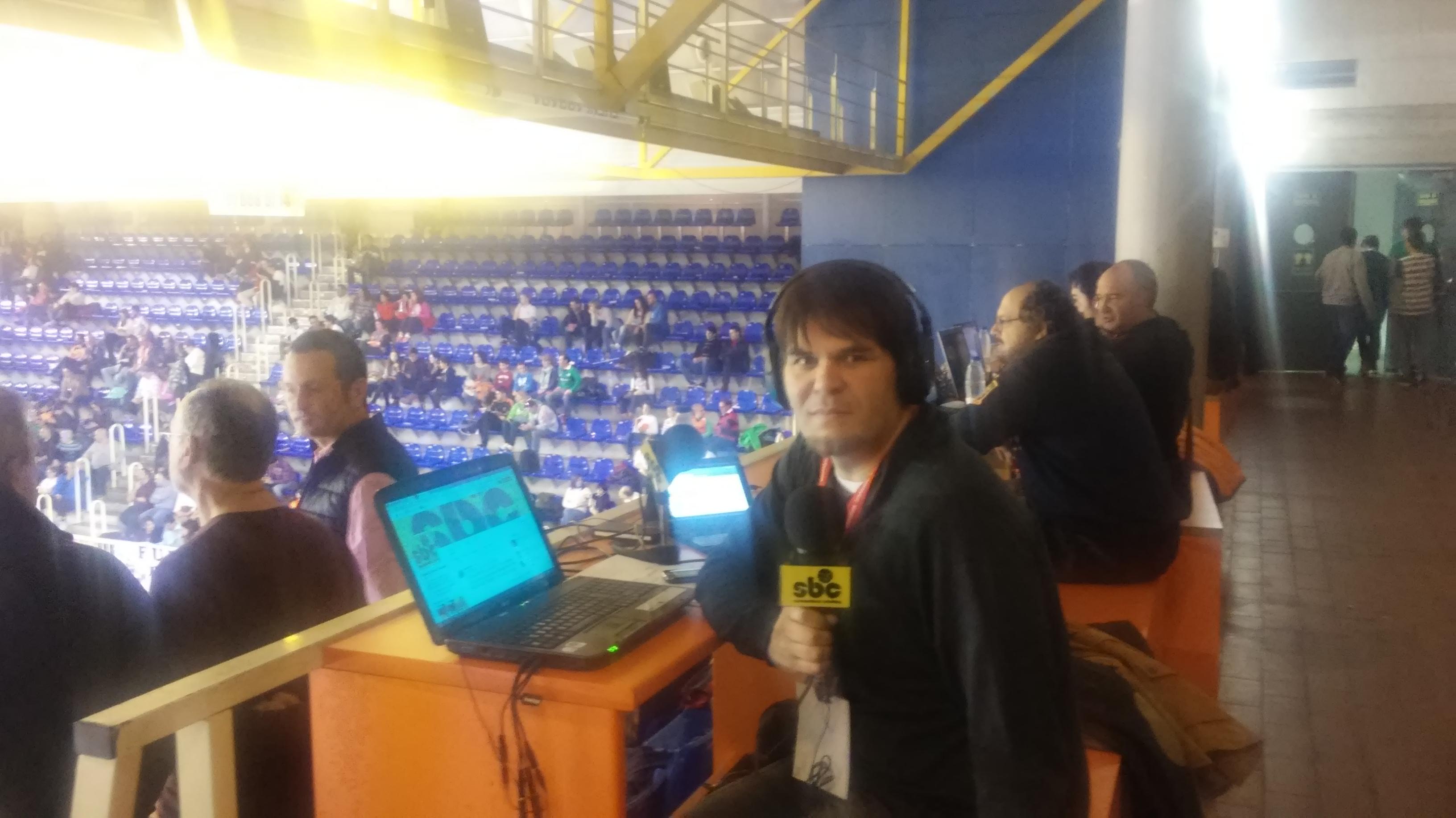 José Luis Hernández, director de SuperBasket Canarias