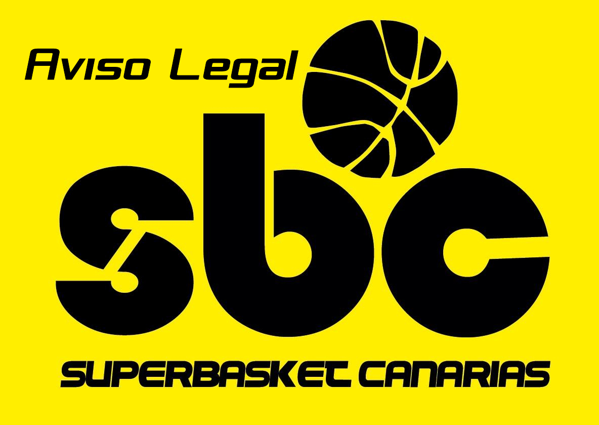 LOGO SUPERBASKET CANARIAS AVISO LEGAL
