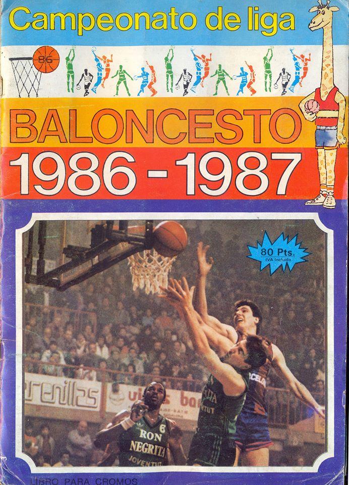 BALONCESTO 1986-87