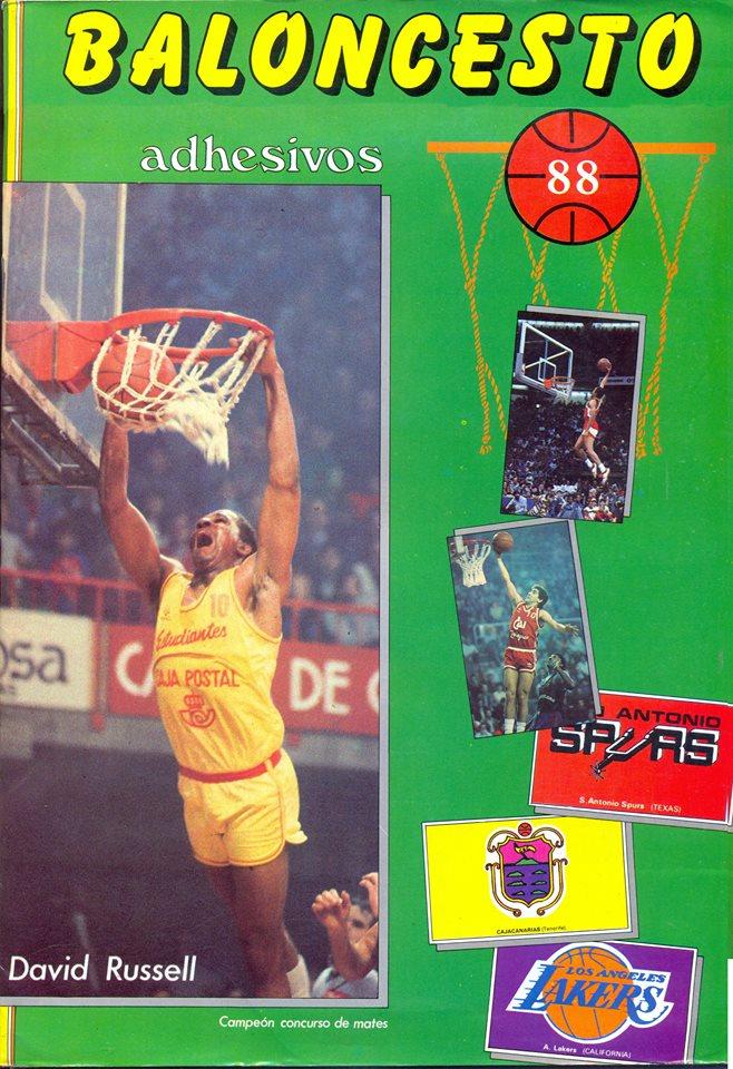 BALONCESTO 88. TEMPORADA 1987-88