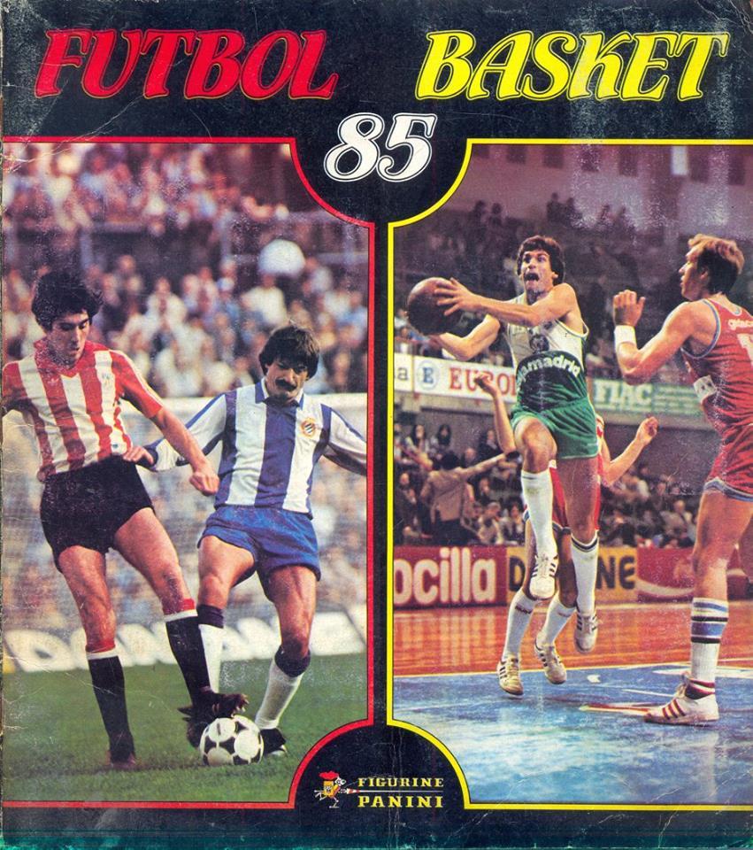 FUTBOL Y BASKET 85