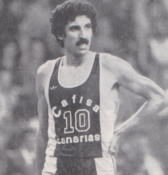 WALTER SZCZERBIAK: Uno de los mejores americanos que han jugado en Europa / Foto: Archivo SuperBasket Canarias