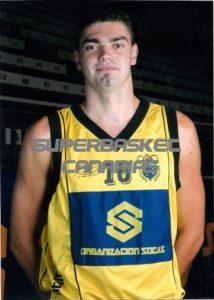 Archivo SBC/ Pérez en su etapa como jugador canarista