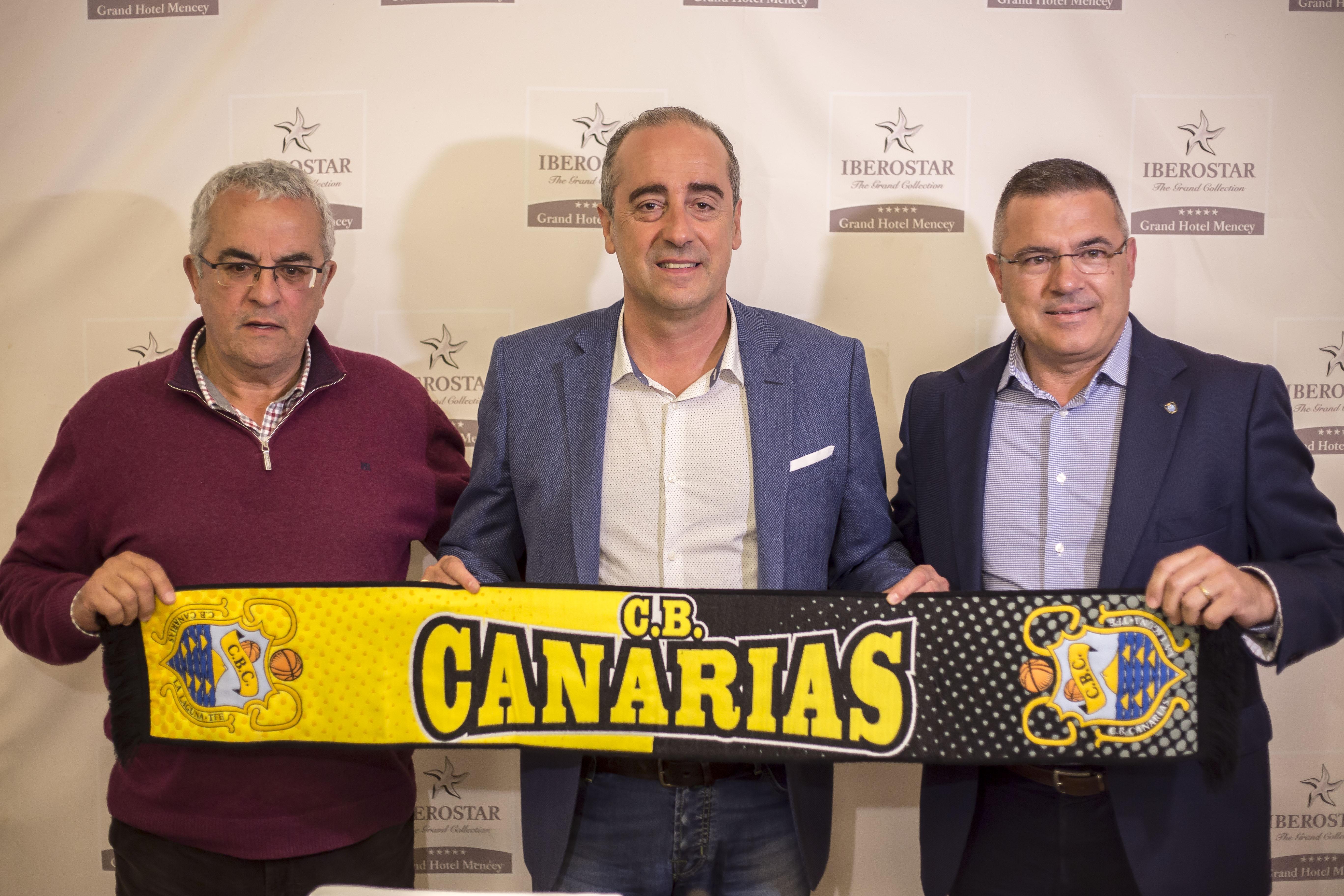Fotos: Cedidas/CB Canarias