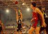 Germán González lanza un tiro libre en su época como jugador del Cajacanarias/ Foto: Archivo SBC