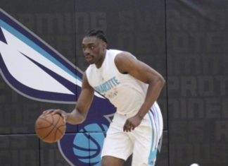 NBA/Charlotte Hornets